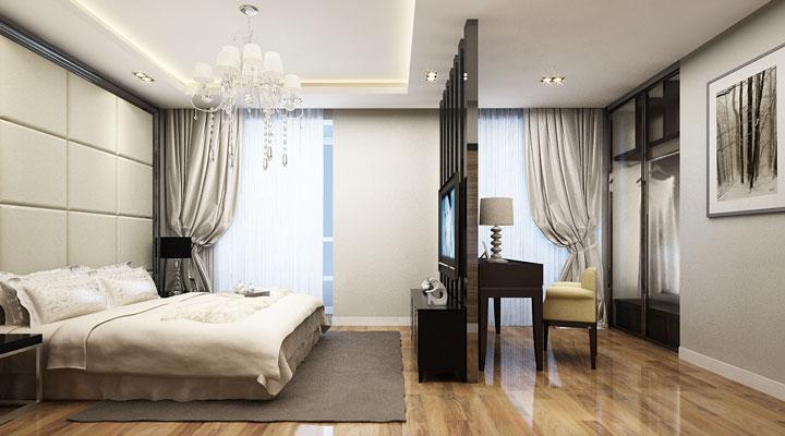 简约 后现代 别墅 装修 设计 报价 广州装修 室内设计 家居 卧室图片来自徐丽娟在简约,达到更舒适的视觉感受。的分享
