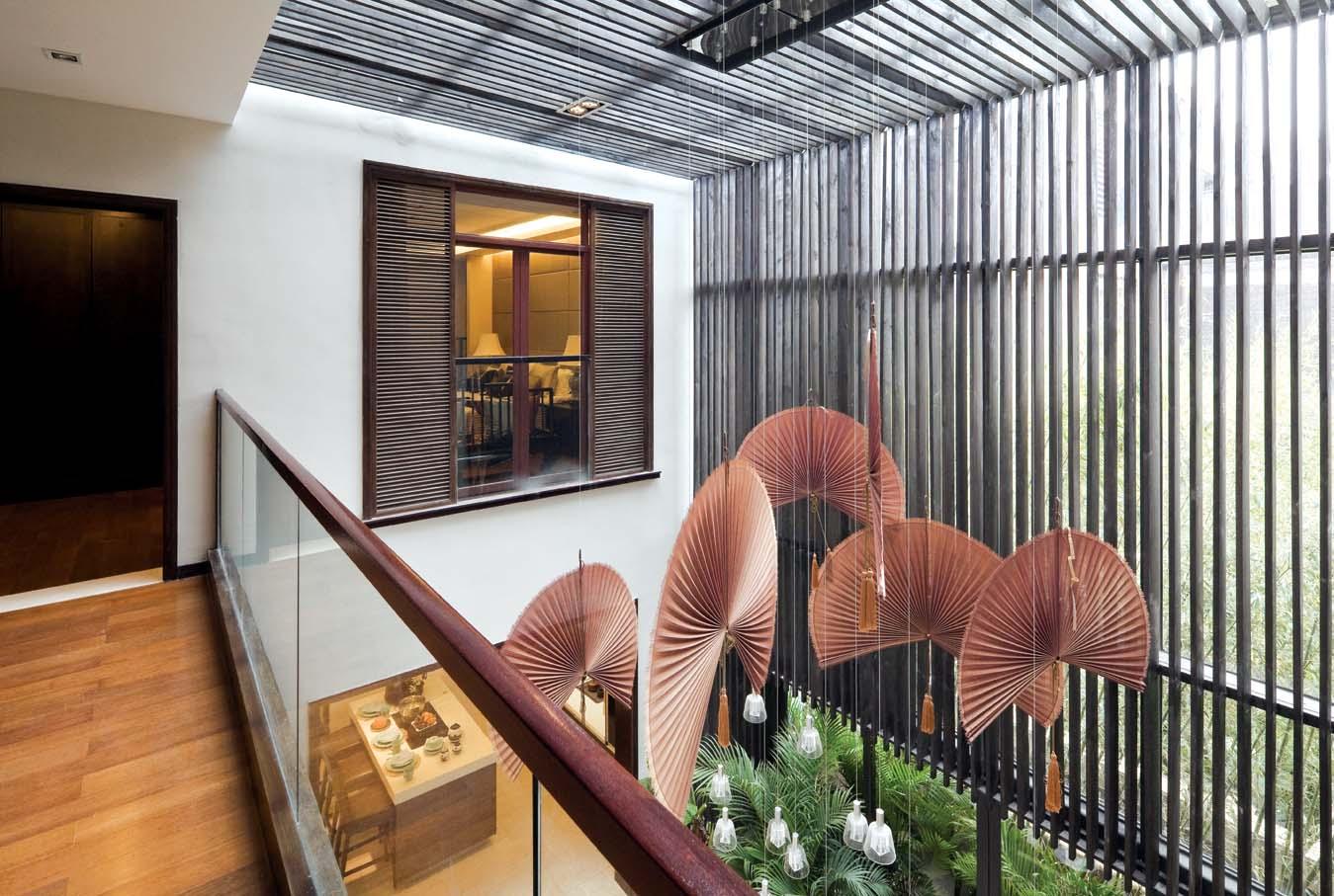 新中式 别墅 其他图片来自东易力天装饰公司在优雅大气的分享