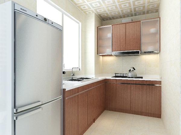 自然的归属民安北郡三居室简约风格装修设计效果图优雅安静的生活品质民安北郡厨房装修效果图
