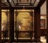 本案构成主要体现在传统家具装饰品及黑,红为主的装饰色彩上。室内多采用对称式的布局方式,格调高雅,造型朴素优美,色彩浓厚而成熟