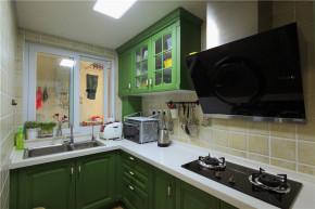 简约 现代 顺鑫话语 高度国际 三居 白领 80后 收纳 白富美 厨房图片来自北京高度国际装饰设计在顺鑫花语三居实景的分享
