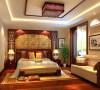 大平层现代中式风格装修
