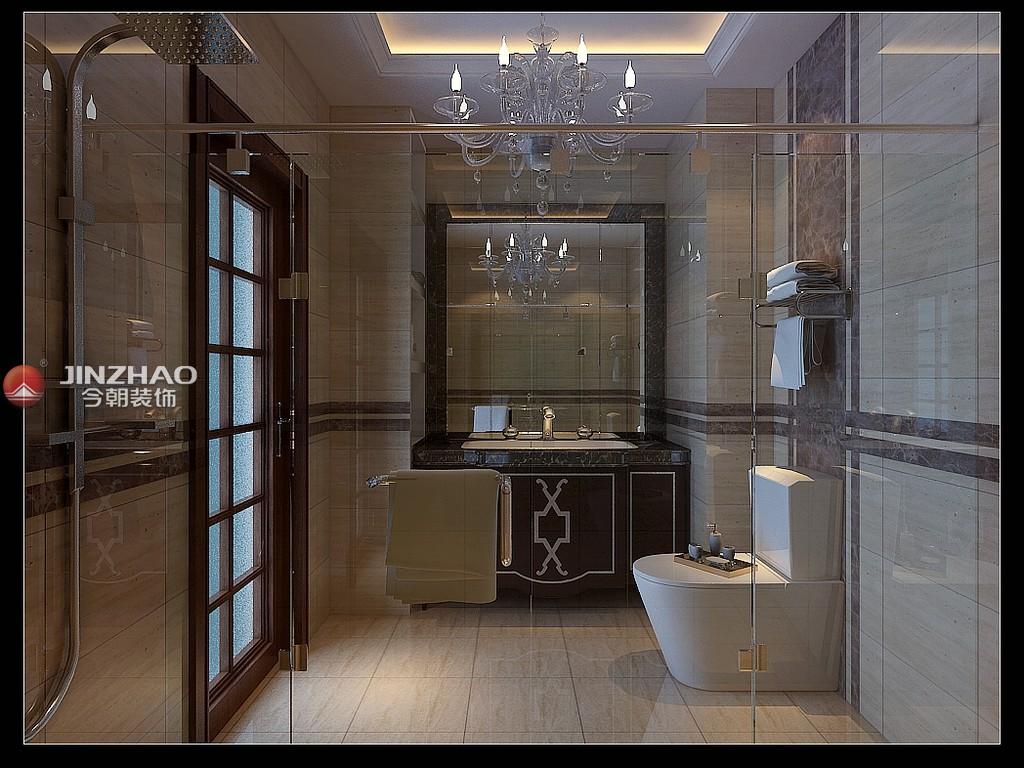 欧式 卫生间图片来自152xxxx4841在嘉苑豪庭的分享