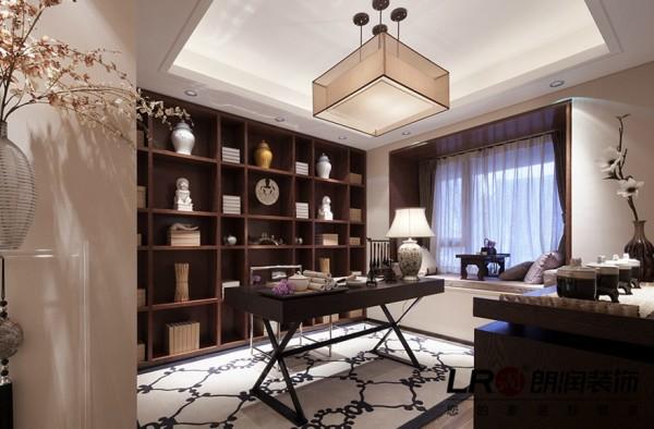 书房是最能体现主人对生活的品质的地方,温暖静谧的学习休闲角落。