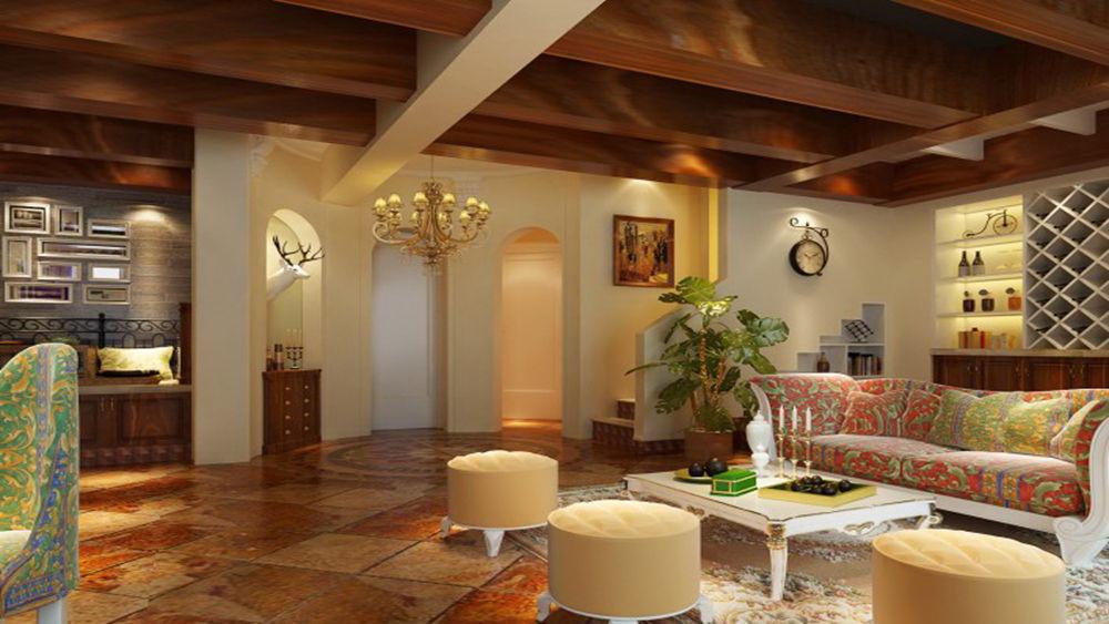 田园 二居 高度国际 装修 设计 客厅图片来自用户524527896在西山林语-田园爱情的分享