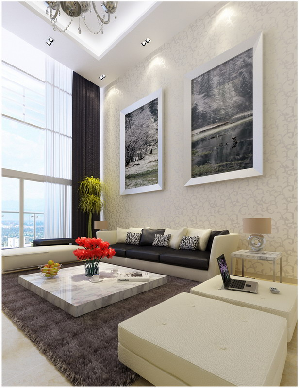 简约 现代 别墅 家庭装修 装修公司 排名 装修效果图 家居 风水 客厅图片来自徐丽娟在别墅的餐厅另有一番风味。的分享