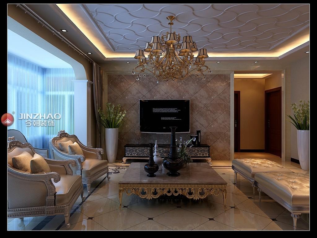 欧式 客厅图片来自152xxxx4841在嘉苑豪庭的分享