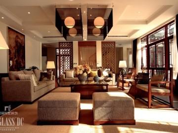 现代中式风格别墅