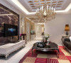101平宝华2房新古典稳重优雅设计