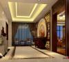熙龙湾360平新中式别墅