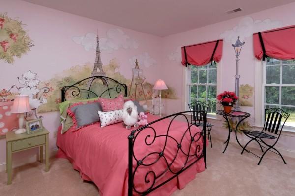 每一个女孩子心里都有属于自己的公主梦,这样唯美的房间,是不是就是你一直在寻找的!