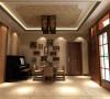 银河丹堤-新古典-三居室
