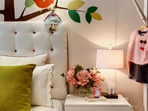 超温馨的卧室