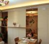 72平米老房沉稳东南亚装修前后照