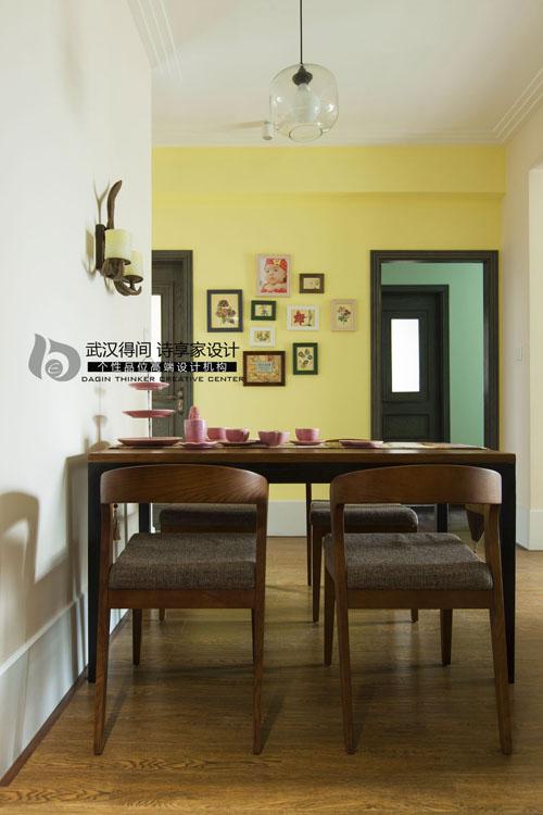 餐厅图片来自得间诗享家设计在初·遇的分享