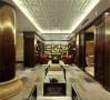 新中式别墅装饰设计实景图