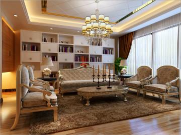 美式风格--欧罗巴的奢侈与贵气