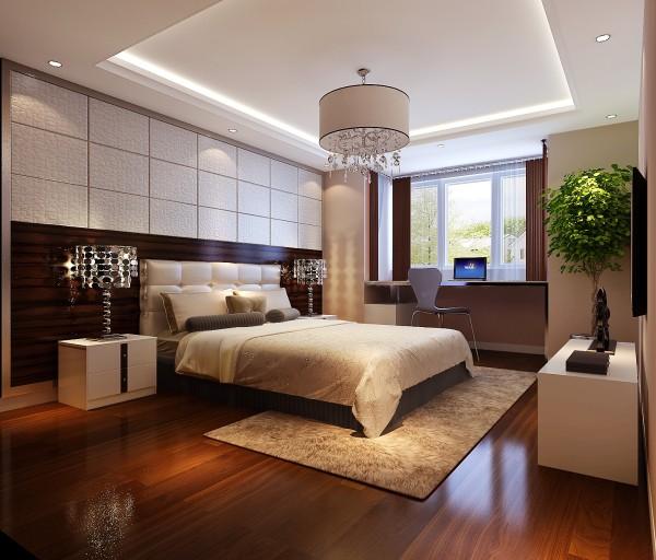 简约时尚的家具,温馨的色调,简单的线条,考究的布局,没有一丝多余的装饰,使整个居住空舒适温馨。