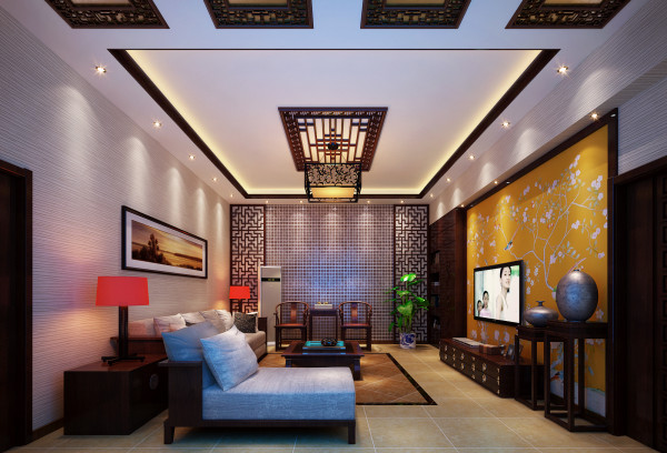 空间经验是构造回想的重要元素,因而规划师等待能为寓居者蕴生夸姣回想。宽阔的客厅,家私高雅的轮廓与精巧的灯饰相辅相成,岩画、鲜花和挂灯也是很好的装点。