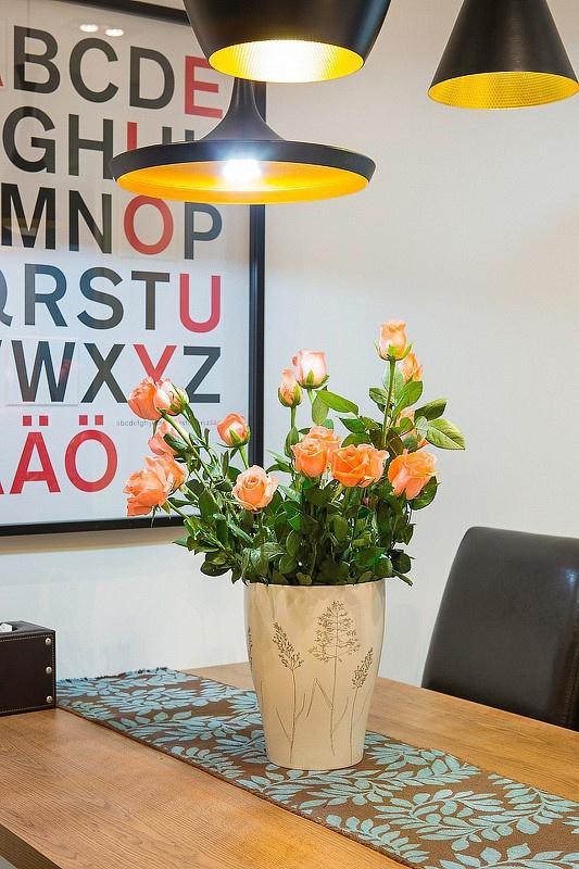 餐厅图片来自家装大管家在69平宜家控北欧简约现代混搭设计的分享
