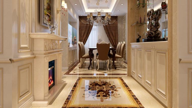 紫金长安 四居室 法式风格gd 装修设计 其他图片来自高度国际装饰宋增会在紫金长安 法式风格的分享