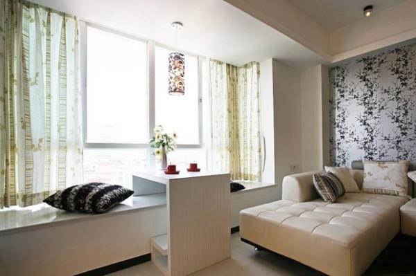 120平简约风格住宅 温馨惬意的三口之家-中力七里湾