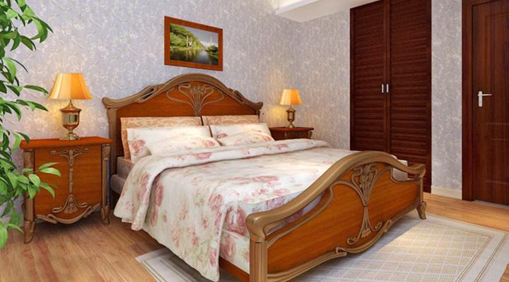 简约 现代 三居 家居 装修效果图 家庭装修 室内设计 风水 生活 卧室图片来自曹丹在温暖,惬意自然的视觉享受。的分享