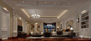 美式 别墅 自建别墅 别墅装饰 美式别墅 高富帅 卧室图片来自名雕丹迪在美式自建别墅,繁华深处尽朴实的分享
