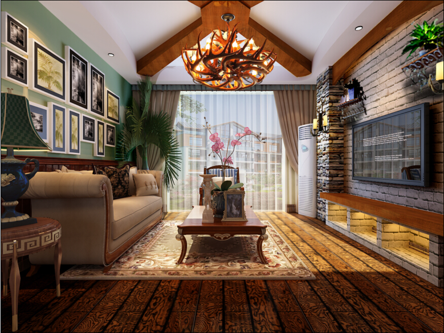 合肥山水装 客厅图片来自shanshui在橡树湾108被风吹过的夏天的分享