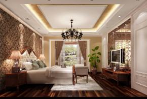 简约 田园 三居 二居 白领 80后 白富美 时尚 高度国际 卧室图片来自北京高度国际装饰设计在5.1万打造中粮祥云田园风的分享