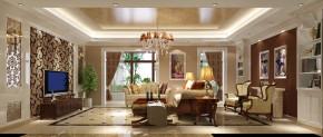 简约 田园 三居 二居 白领 80后 白富美 时尚 高度国际 客厅图片来自北京高度国际装饰设计在5.1万打造中粮祥云田园风的分享
