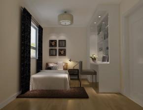 简约 现代 三居 白领 80后 高度国际 白富美 时尚 珠江帝景 儿童房图片来自北京高度国际装饰设计在珠江帝景现代公寓的分享