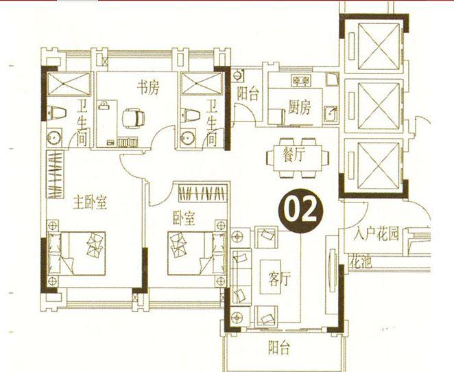 简约 现代 三居 家居 装修效果图 家庭装修 室内设计 风水 生活 户型图图片来自曹丹在温暖,惬意自然的视觉享受。的分享