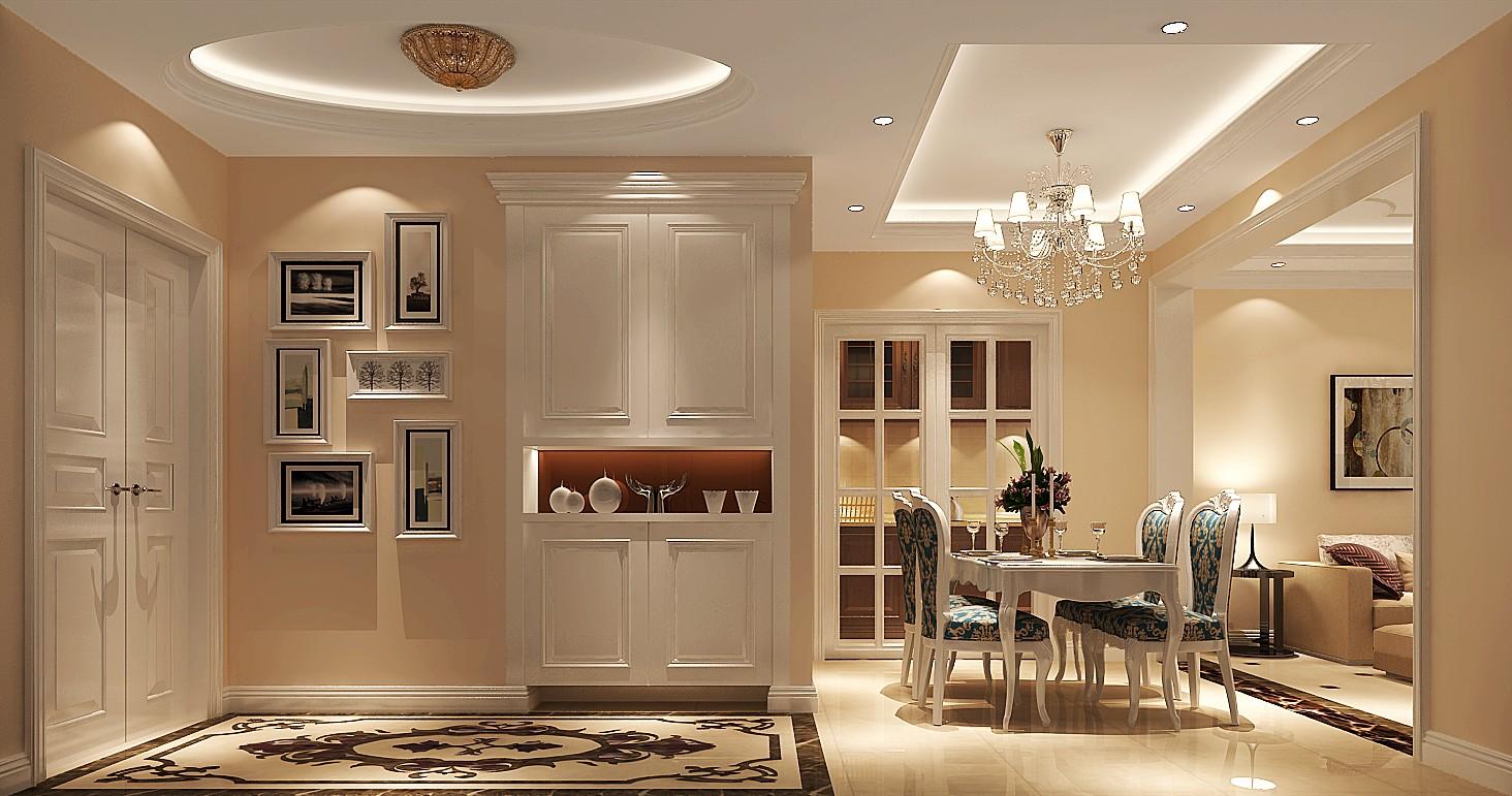 简约 欧式 二居 白领 80后 小资 白富美 小清新 高度国际 厨房图片来自北京高度国际装饰设计在K2百合湾80平小清新的分享