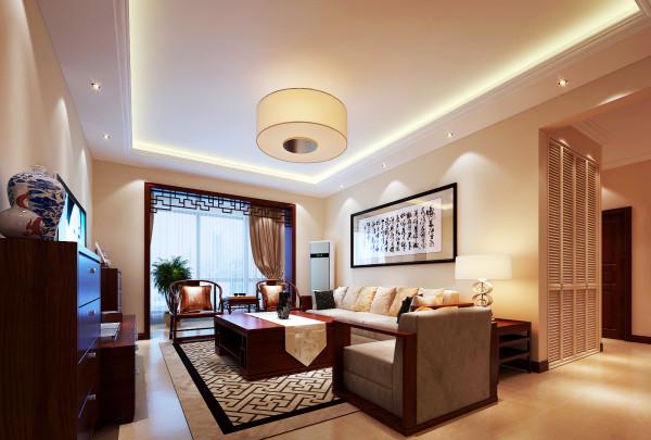 设计理念:客厅往往是最显示一个人的个性和品位。在一个家庭中,客厅是连接内外和沟通客主情感的主要场所。