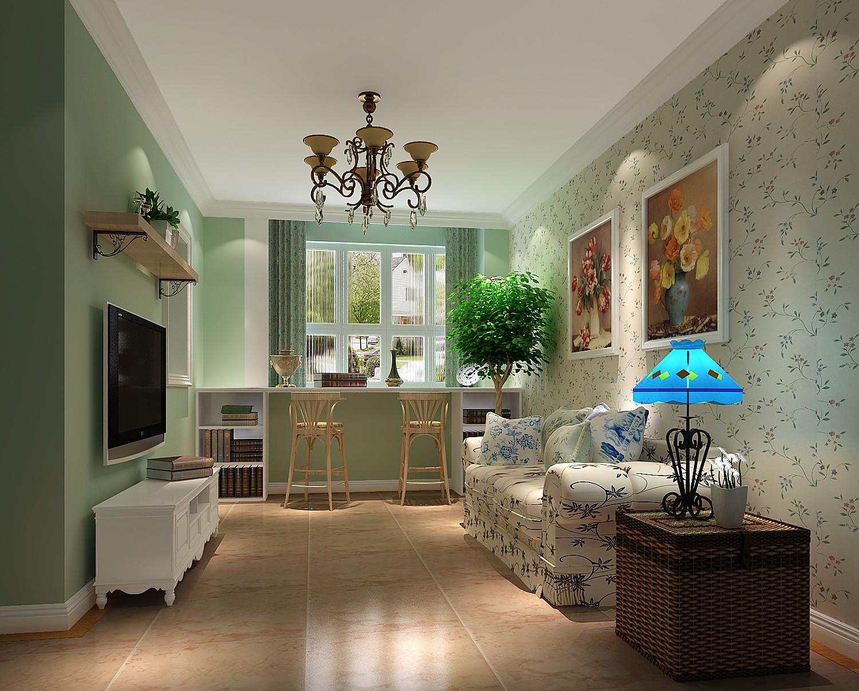 简约 田园 二居 白领 80后 小资 白富美 K2百合湾 Loft 客厅图片来自北京高度国际装饰设计在K2百合湾80平Loft田园风的分享