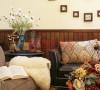 田园三居室 • 传统美式乡村