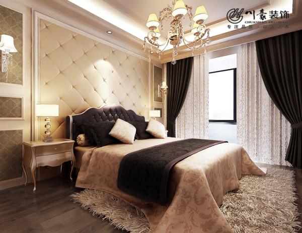 卧室欧式效果图