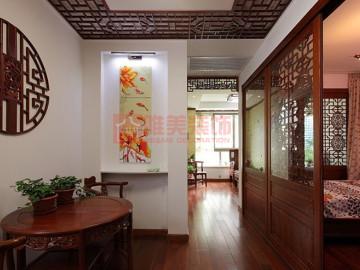 中式古典韵味,古装戏的穿越感。