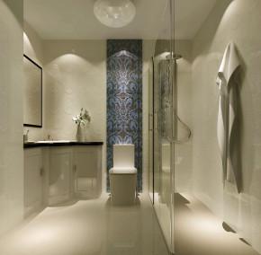 简约 三居 白领 现代 白富美 时尚 高度国际 影人四季 80后 卫生间图片来自北京高度国际装饰设计在影人四季现代简约风的分享