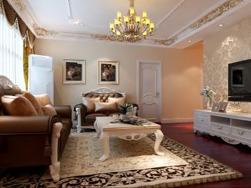 两居室-简欧风格