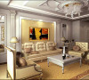 珠江荣景115平欧式风格奢侈设计