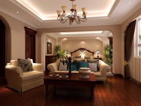 高度国际 新新家园 白富美 时尚 别墅 白领 80后 欧式 田园 书房图片来自北京高度国际装饰设计在天竺新新家园400平托斯卡纳别墅的分享
