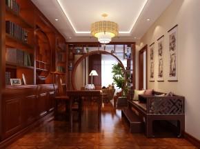 简约 欧式 三居 二居 白领 80后 白富美 高度国际 影人四季 书房图片来自北京高度国际装饰设计在影人四季品质生活的分享