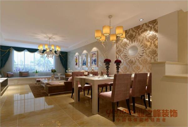 餐厅145平米欧式风格装修效果图