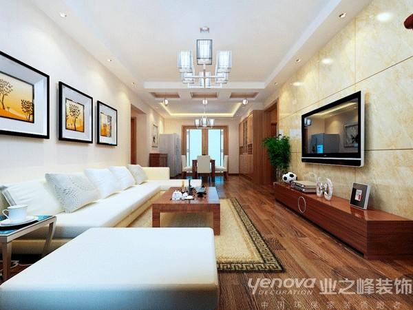 客厅154平装修效果图