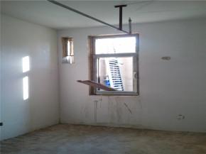 现代 简约 高度国际 白富美 时尚 二居 三居 80后 白领 楼梯图片来自北京高度国际装饰设计在K2百合湾140平现代公寓的分享