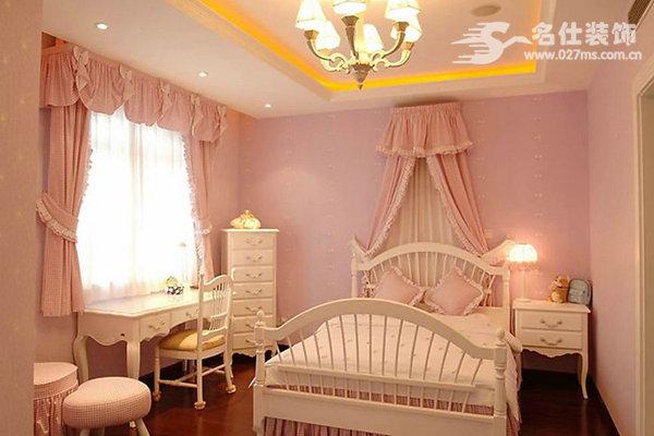 欧美 三居 白领 收纳 旧房改造 80后 小资 卧室图片来自名仕装饰-小飞在清江山水欧美奢华有大气的分享