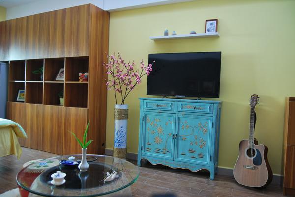 客厅图片来自石俊全在安静、踏实、纯朴的家的感觉的分享