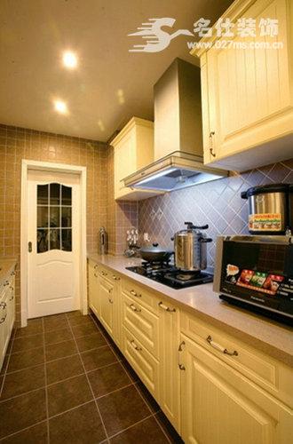 欧美 三居 白领 收纳 旧房改造 80后 小资 厨房图片来自名仕装饰-小飞在清江山水欧美奢华有大气的分享